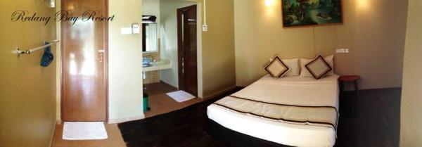 Redang Bay Resort Chalet interior