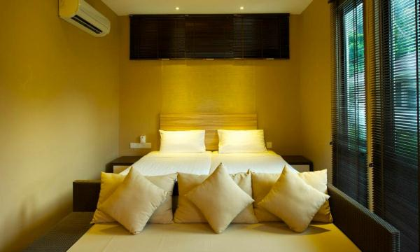Redang Beach Resort Club Deluxe Twin Room