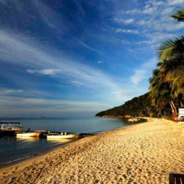 Pantai Tercantik di Pulau Redang