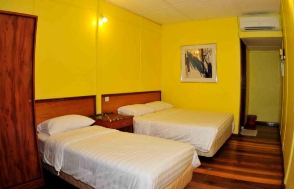 Redang Kalong Resort Sea View Room Interior