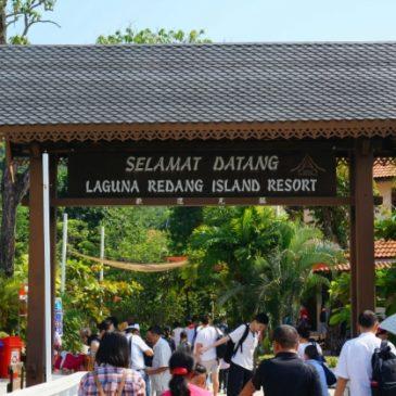 Trekking in Pulau Redang