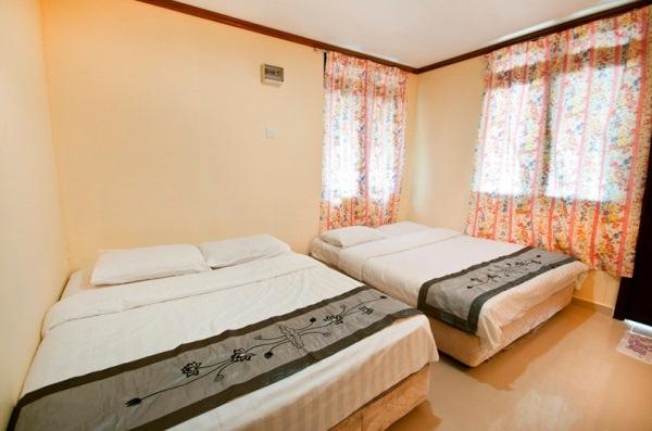 Redang Mutiara Beach Resort Standard Room