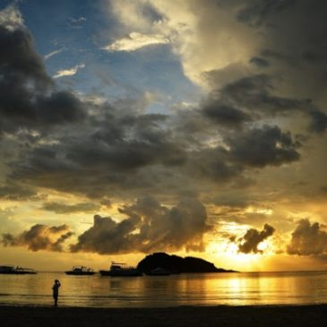 热浪岛长滩