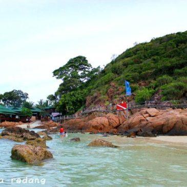 徒步探索热浪岛