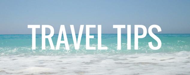Redang Island Travel Tips